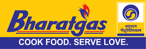 Bharat Gas Logo Vector