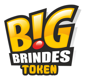 BIG BRINDES TOKEN Logo Vector