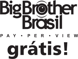 Big Brother Brasil (outline) Logo Vector