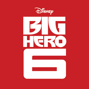 BIG HERO 6 Logo Vector