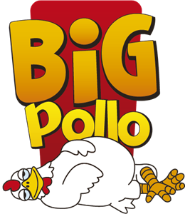 Big Pollo Logo Vector