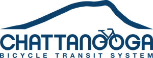 Bike Chattanooga Bicycle Transit System Logo Vector
