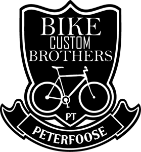 bike custom brothers Logo Vector