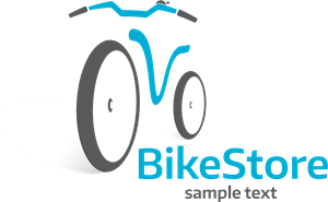 Bike store Logo Vector