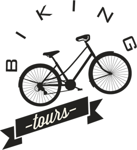Biking Logo Vector