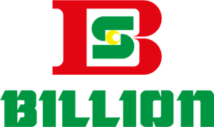 Billion Supermarket Logo Vector