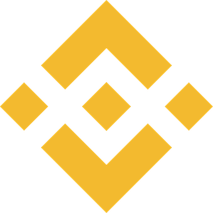 BINANCE COIN (BNB) Logo Vector