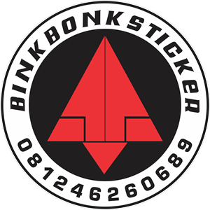 binkbonk sticker Logo Vector