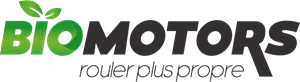 Bio Motors Logo Vector