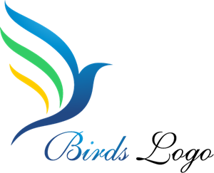 Bird Art Inspiration Logo Vector