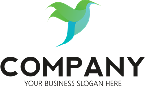 Bird Company Logo Vector