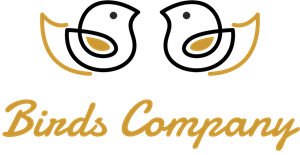 Birds Company Logo Vector