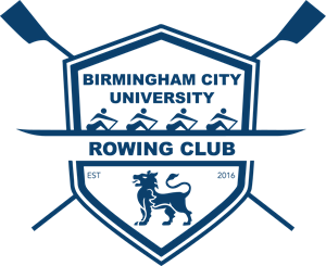 Birmingham City University Rowing Club Logo Vector