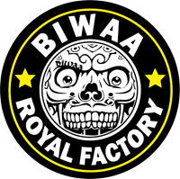 biwaa royal factory Logo Vector