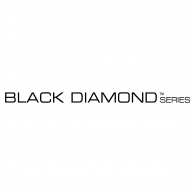 Black Diamond Pinnacle Logo Vector