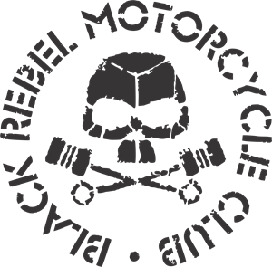 Black Rebel Motorcycle Club Logo Vector