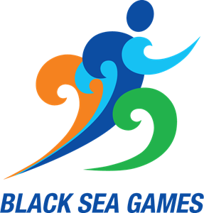 Black Sea Games Logo Vector