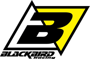 Blackbird Racing Logo Vector