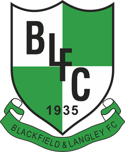 Blackfield & Langley FC Logo Vector