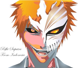 BLEACH ANIME Logo Vector