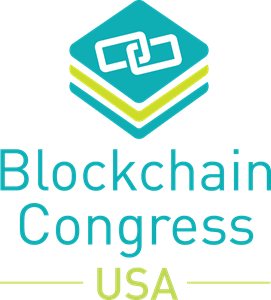 Blockchain Congress USA Logo Vector