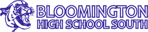 Bloomington High School South Logo Vector