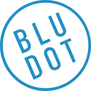 Blu Dot Logo Vector