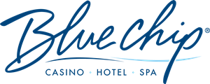Blue Chip Casino Hotel and Spa Logo Vector