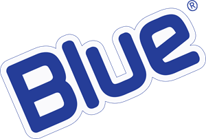 Blue Logo Vector