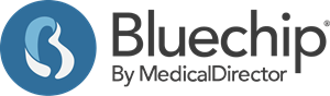 Bluechip by Medical Director Logo Vector