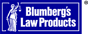 Blumberg's Law Products Logo Vector