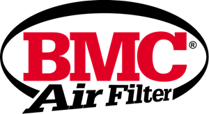 BMC air filters Logo Vector