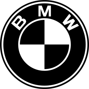 BMW Black Logo Vector