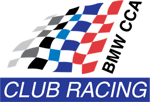 BMW CCA Club Racing Logo Vector