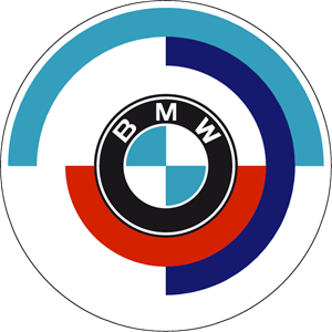 BMW Motorsport Logo Vector