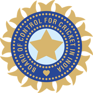 Board of Control for Cricket in India Logo Vector