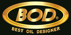 BOD Best Oil Designer Logo Vector