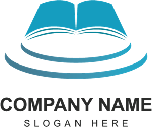 Book Company Logo Vector