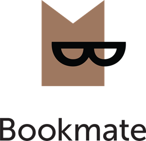 Bookmate Logo Vector