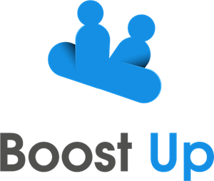 Boost Up Logo Vector