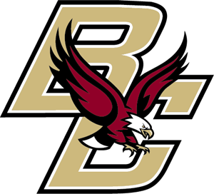Boston College Eagles Logo Vector