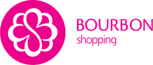 Bourbon Shopping Logo Vector
