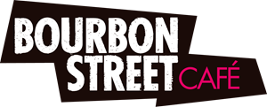 BOURBON STREET CAFE Logo Vector