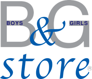 Boys Girls Store Logo Vector