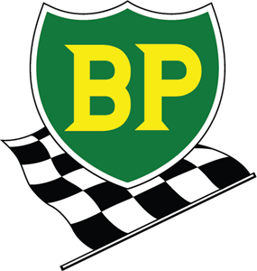 BP Racing Logo Vector
