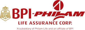 BPI-Philam Life Assurance Corporation Logo Vector