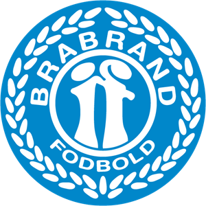 Brabrand IF Logo Vector