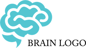 Brain Design Logo Vector