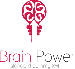 Brain Power Logo Vector