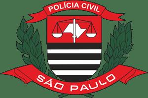 brasão da polícia civil de são paulo Logo Vector